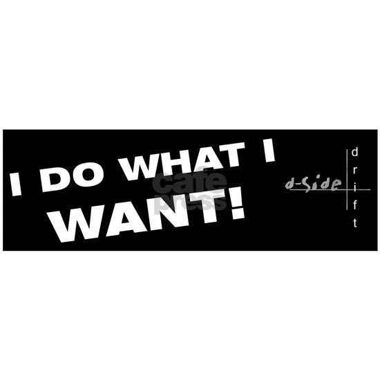 do-what-I-want