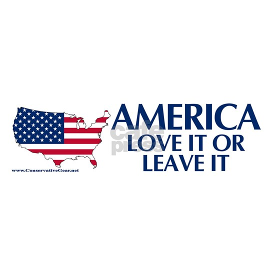america love it or leave it bsCP