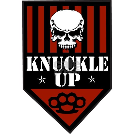 OFFICIAL Shield of Knuckle Up