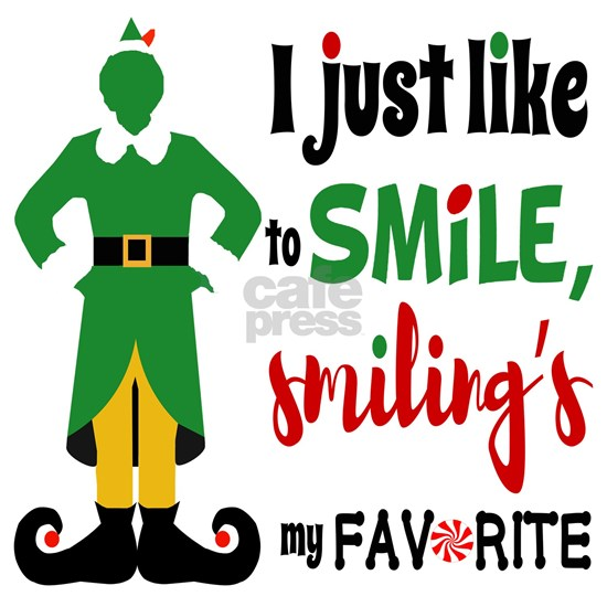 Buddy The Elf Smiling