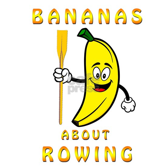 Bananas About Rowing