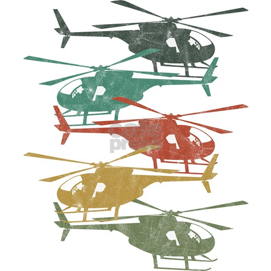 Chopper Helipad Aircraft Pilot Air Vehicle Gift Re
