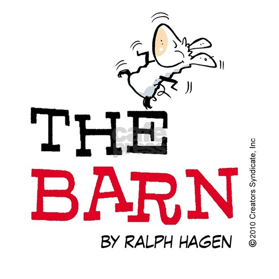 The Barn: Dancing Rory