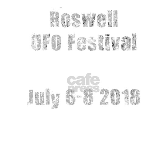 Roswell Ufo Festival july 2018 Silver