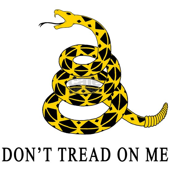 Dont Tread on Me bt