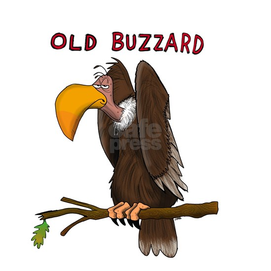 old buzzard