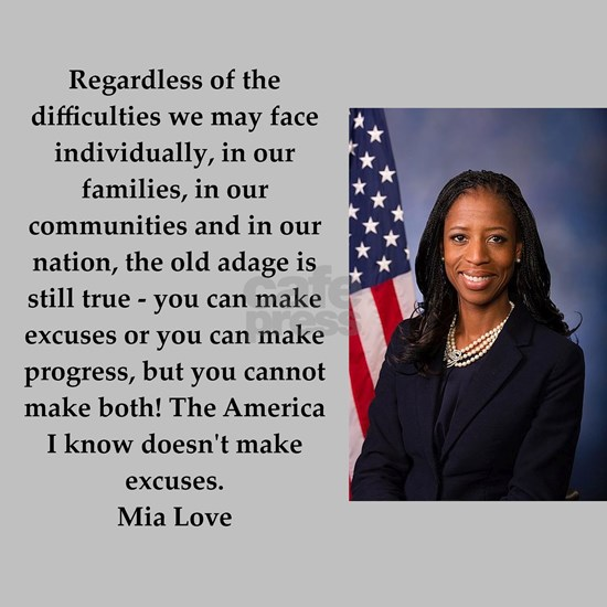 mia love quote