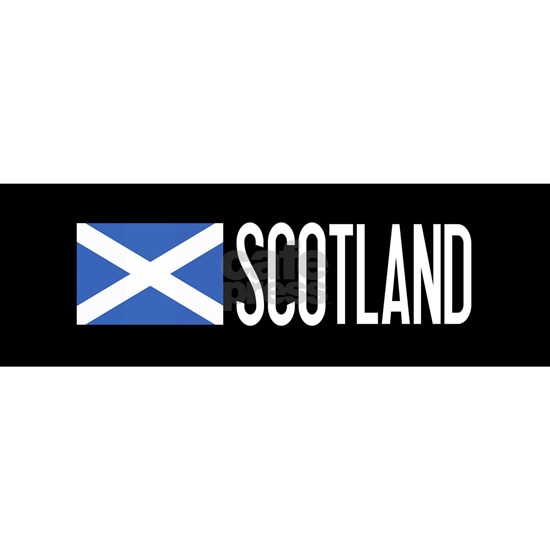 Scotland: Scottish Flag & Scotland