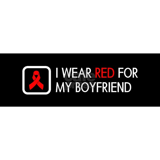 Red Ribbon: Red for my Boyfriend
