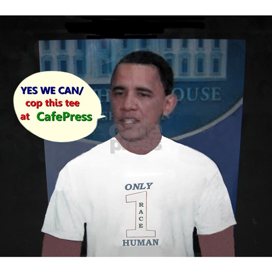 YES WE CAN/cop this tee