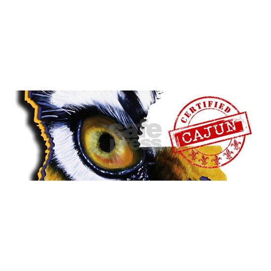 Certified Cajun Tiger Eye LA