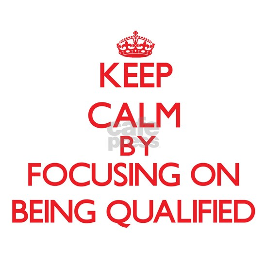 Being Qualified
