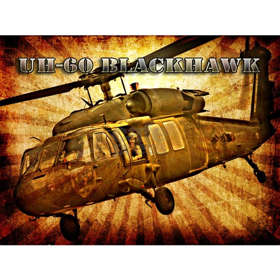 Army Grunge Blackhawk