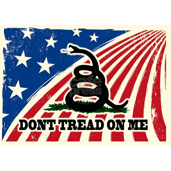 Dont Tread On Me USA