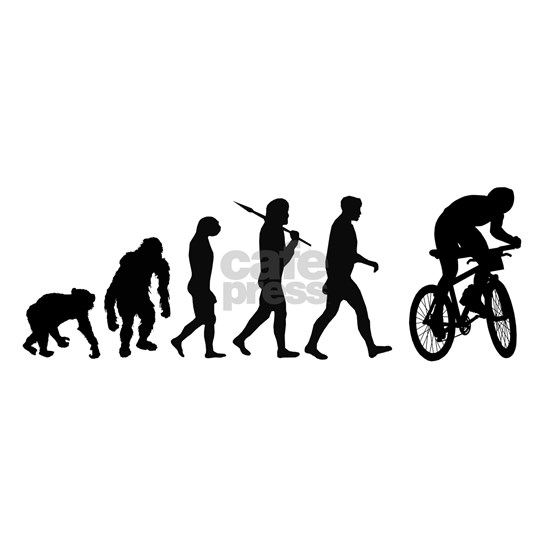 Mountain Bike Evolution