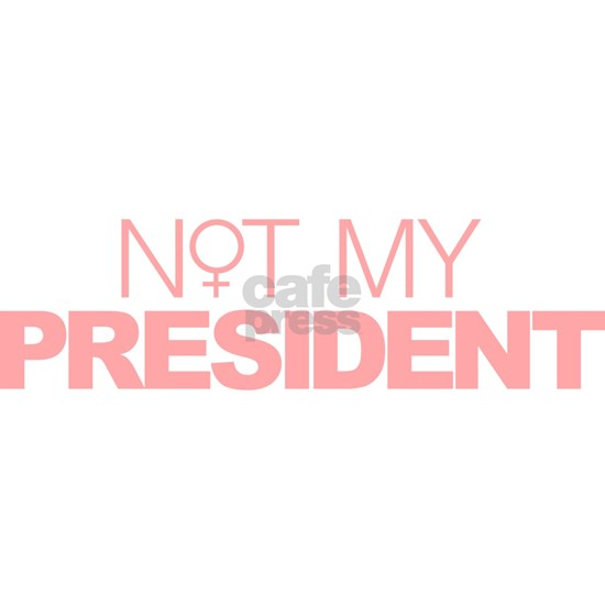 Not My President Women