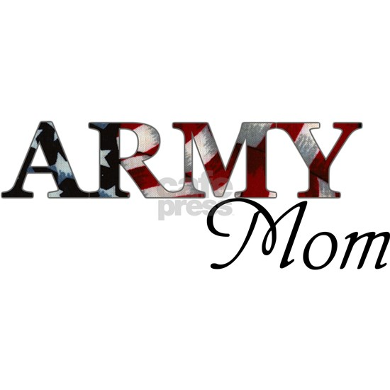 Mom Army_flag