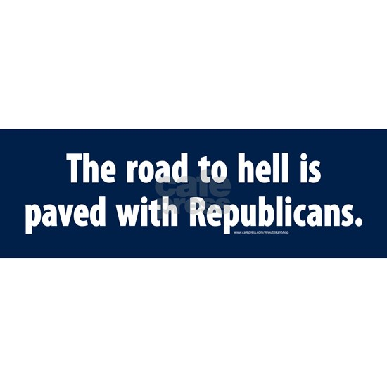 Republican road to hell
