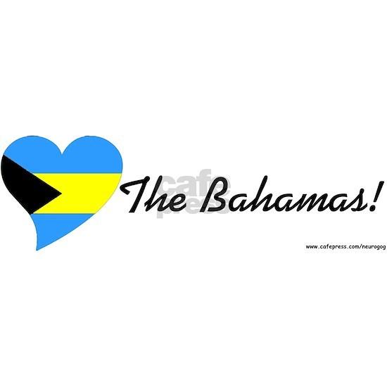 Heart Bahamas (World) (Bumper)