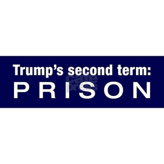 Trump's second term: Prison