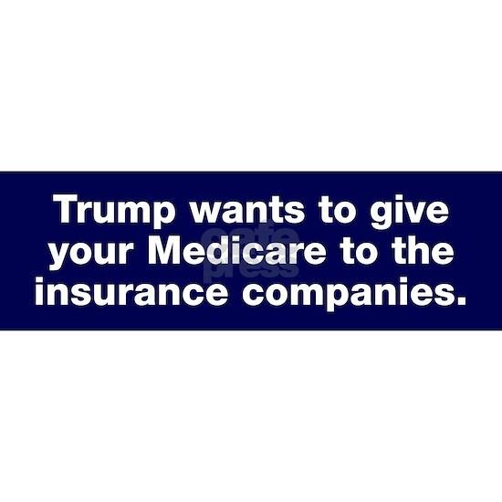 Trump will privatize Medicare