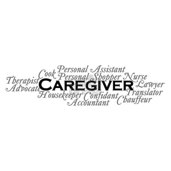 Caregiver Black Text Cropped
