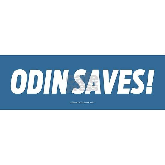 Odin Saves!