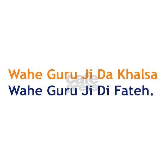 Wahe Guru