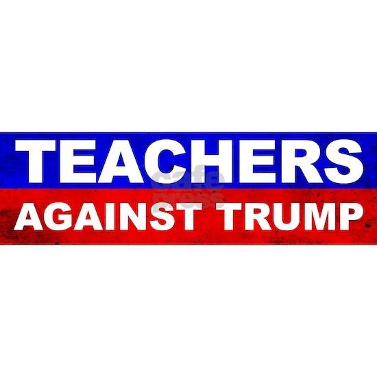 Teachers Against Donald Trump