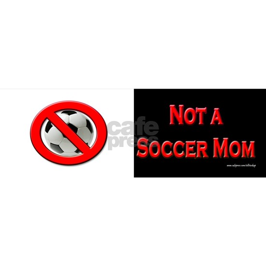 Not a Soccer Mom w graphic