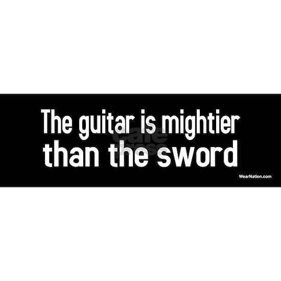 guitarsword
