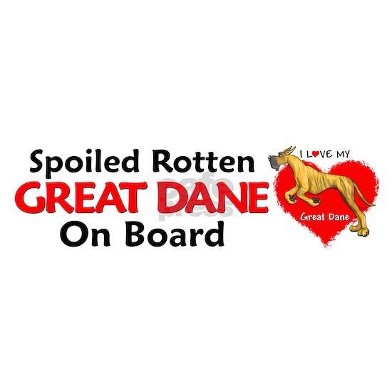 Love Brindle Great Dane