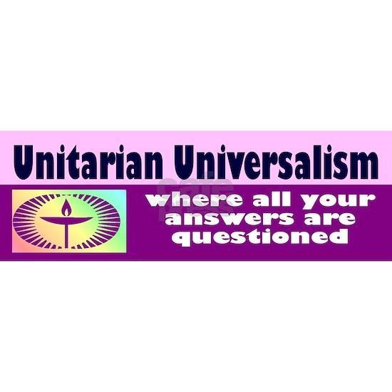 BUMPER unitarian 2