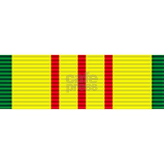 Ribbon Vietnam bumper