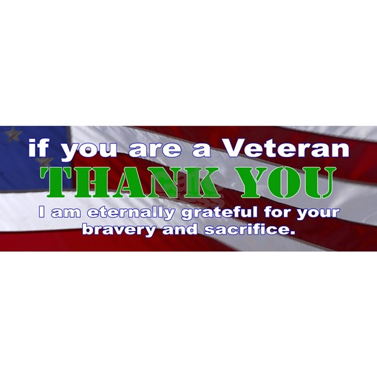 if you are a Veteran