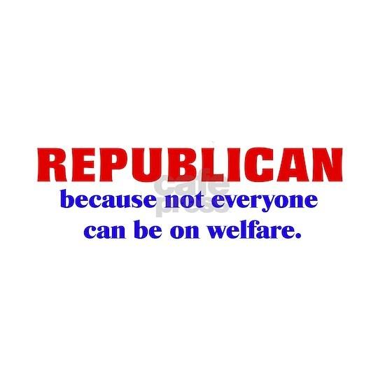 Republican Welfare
