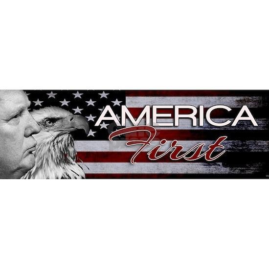 Donald Trump 2016, AMERICA FIRST 2
