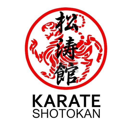 Shotokan Karate symbol and Kanji
