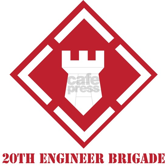 SSI - 20th Engineer Brigade with Text
