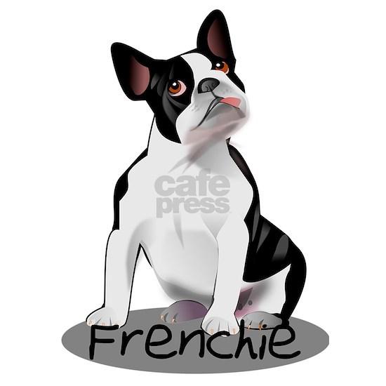 Frenchie the bulldog