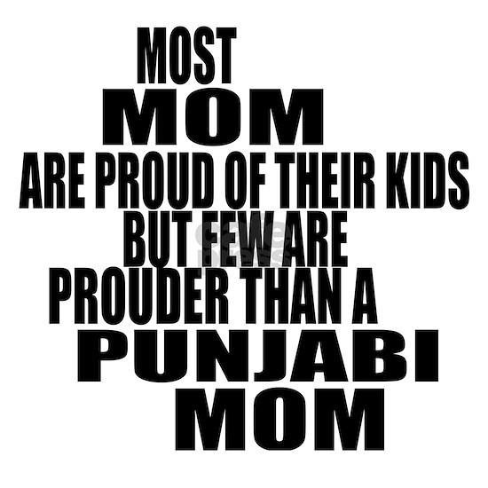 Punjabi Cat Mom