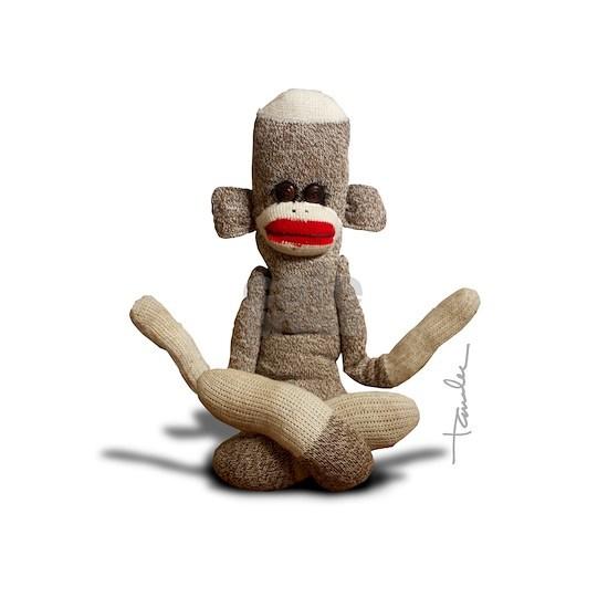 Zen Sock Monkey