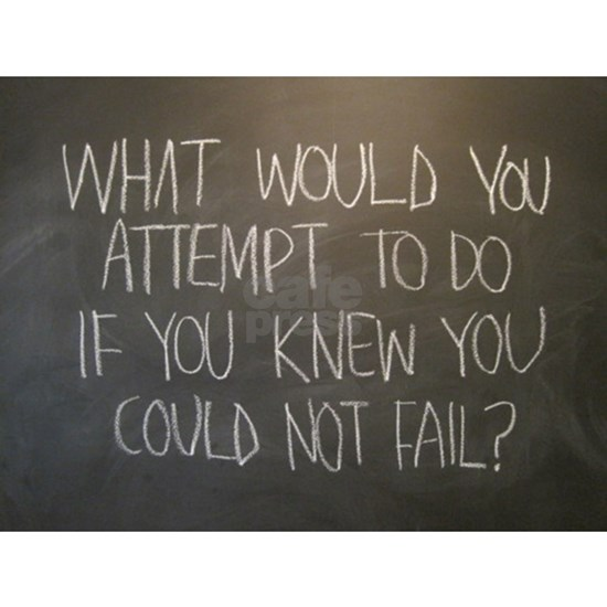 What would you attempt