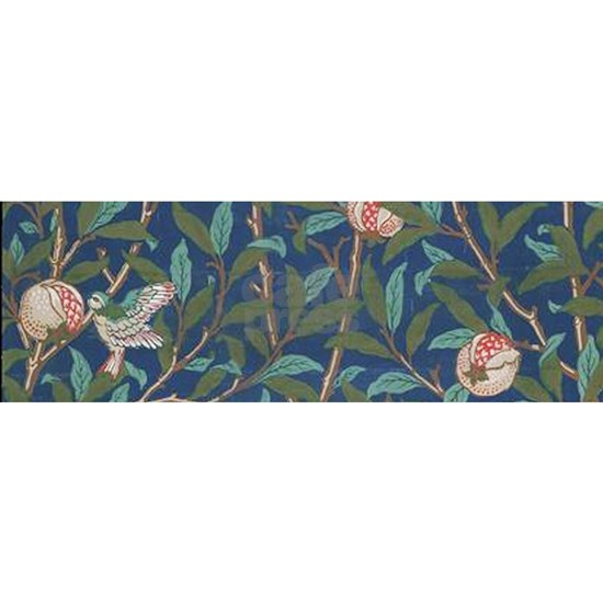 Bird and Pomegranate by William Morris