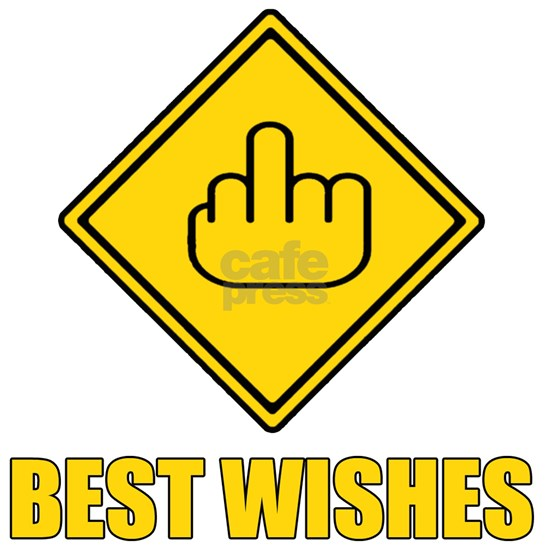 Best Wishes Middle Finger copy