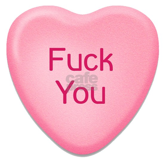Valentines Day - Fuck You Heart copy