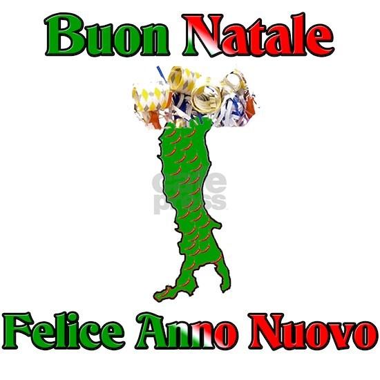 Buon Natele Felice Anno Nuovo