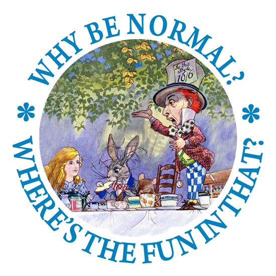 ALICE WHY BE NORMAL_blue copy