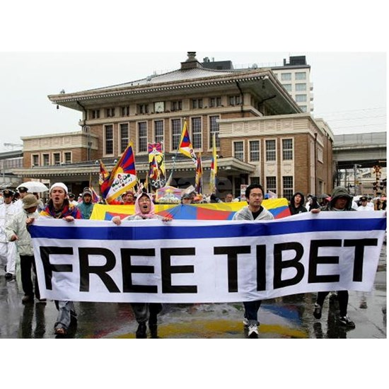 free tibet protest2