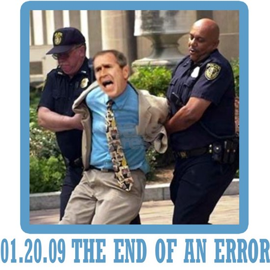 01.20.09 The End Of An Error